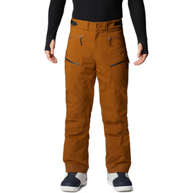 Mountain Hardwear Sky Ridge Gore-Tex Pants Men, golden brown